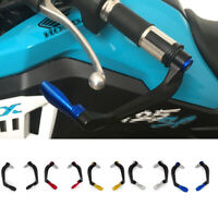 "7/8"" Motorcycle Brake Clutch Lever Handguards Protector Hand Guard Handlebar"