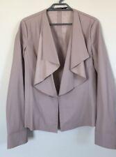 Zara Leather Jacket Size M .  To Fit Size 8