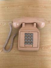 Itt Push Button Desk Phone 250013 Mba Swb 2 84
