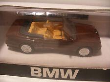 NEW-RAY City Cruiser en Metal 1/43 BMW 1988 Marron neuf