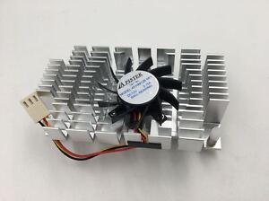 EPIA-N800 motherboard fan with heat sink 4510M12B NF1 double ball DC12V 0.15A