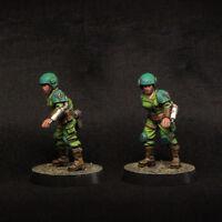 Female Medic Female Brigade Brother Vinni