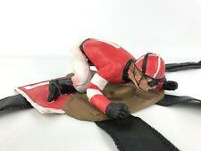 Dog Costume Accessory Jockey Rider Horse Racing Foam & Rubber Paper Magic