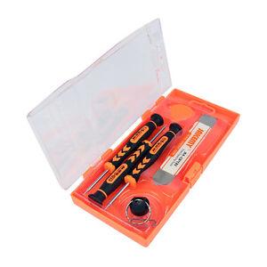 Kit Herramientas de reparación para moviles y tablets 7 en 1 JM-8141