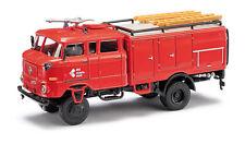 Busch 95257 ESPEWE: IFA W50 TLF16, Messe (IFA-Logo), Auto Modell 1:87 (H0)