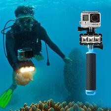Pro Diving Kits Floaty Selfie Monopod+Floaty Bar+Video Light f GoPro Hero 5 4 3+