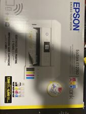 Epson 946202 ECOTANK All-in-One Wireless Color Printer - White