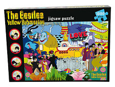 Beatles Yellow Submarine Jigsaw Puzzle (1000 Pieces) - Brand New