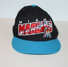 MLB Miami Marlins Forty Seven Adult One Size Fits All Baseball Cap
