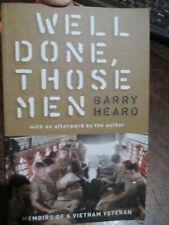Australian Vietnam War 7Rar 7th Battalion Veteran Memoirs Book Nui Dat Well Done