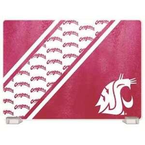 One Size NCAA Washington State Cougars Logo Shotglass Multicolor