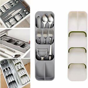 Küche Schublade Organizer Besteck Trennung Aufbewahrungsbox Besteck Organizer DE