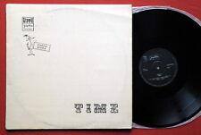 TIME S/T ORIGINAL RARE EXYUGO LP N/MINT PSYCH PROG MASTERPIUECE