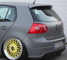 Window Rear Wiper Delete Blank plug REAL GLAS Clean Look VW Golf MK 6 R20 GTI