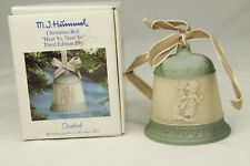 Mj Hummel Christmas Bell Hear Ye, Hear Ye 3rd Edition 1991