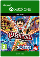 CARNIVAL GAMES XBOX ONE FULL GAME KEY