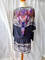 WIE NEU! Designer Tunika Bluse PATRIZIA PEPE gr 36 (IT: 42) blouse shirt luxus