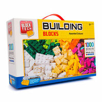 1000 Pieces Block Tech Assorted Building Blocks Bricks Compatible with Lego