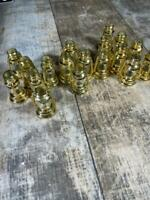 """Vintage Christmas Tree Light Lanterns Only 18 Each 1 3/4""""  Free Shipping"""