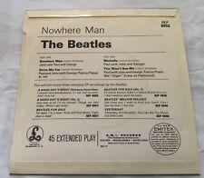 Single / EP The Beatles Nowhere Man GEP 8952 Rare!