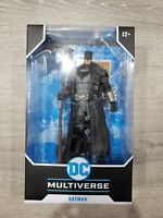 "McFarlane DC Multiverse Dark Nights: Death Metal Batman 7"" Action Figure Mar.15"