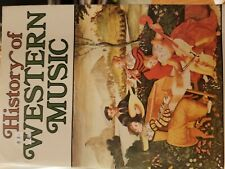 History of Western Music by Christopher Headington, 1976