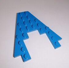 Lego (4475) Flügelplatte 8x8 (4x4 Ausschnitt), in blau aus 6845 6986 6846 6872