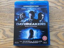 Daybreakers Blu Ray Dvd! Look At My Other Dvds!