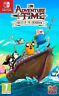 Nintendo Switch-ADVENTURE TIME PIRATES OF THE GAME NEUF