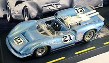 GMP 1:18 Lola T70 MKIII spyder #21 CAN-AM 1967 Parnelli Jones, Riverside, 12006P
