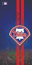 Philadelphia Phillies Custom Cornhole Boards Wrap MLB Decal Custom Vinyl CDA03