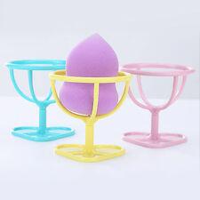 Beauty Makeup Powder Puff Blender Storage Rack Egg Sponge Drying Stand Holder