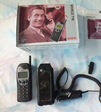 Original BOSCH WORLD 718 Kult Handy Phone mit Ladegerät MA 4001 42516041