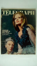 The Daily Telegraph Magazine  Number 216 November 22nd 1968 ACCEPTABLE CONDITION