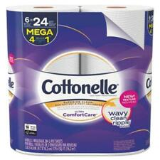 Kimberly-Clark 48611 Ultra Comfortcare Toilet Paper, 2-ply, 284 Sheets/rl, 6