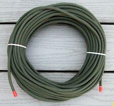 "50 ft x 3/16"" Olive Drab shock cord (MFP Jacket)"