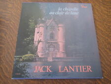 33 tours jack lantier la chapelle au clair de lune