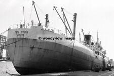 rp3346 - Port Line - Port Vindex , b1943 - photo 6x4