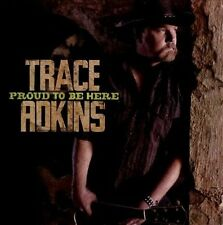 "TRACE ADKINS, CD ""PROUD TO BE HERE"" NEW SEALED"