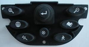 Magellan Explorist XL Handheld GPS Replacement Keypad Buttons - XL