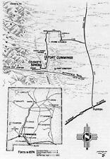 New Mexico Treasures maps buried cache lost mines
