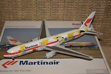 "Herpa 1/200 Scale Martinair 767-300 ""Fox Kids"", PH-MCL, NIB"