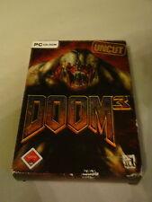 PC Spiel Doom 3