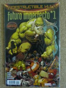 Hulk Futuro Imperfecto.Secret Wars.Coleccion de 5 Comics.Marvel.Panini