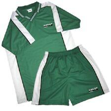 Trikot mit Hose, grün/weiß, Größe XXL