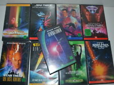 DVD  Star Trek 9 Filme I III IV V VI VII VIII IX X der bekannten Sammler Edition