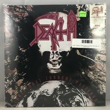Death - Individual Thought Patterns 2LP NEW SILVER VINYL 25TH ANNIVERSARY