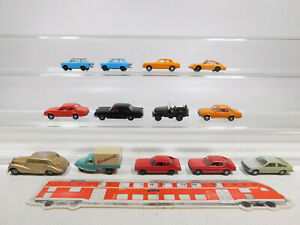 CN271-0, 5 #13x wiking H0 / 1:87 Model: Trabant+ Ford+Porsche + Opel Etc. , Used