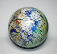 ++Azurite with Malachite A Sphere with a breathtaking and Unbelievable Beauty+++
