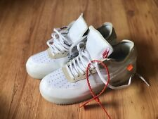 sports shoes dd4ad ea7ab Nike Off White Air Force 1 Gr.45 Neu Inkl. OVP + Laces